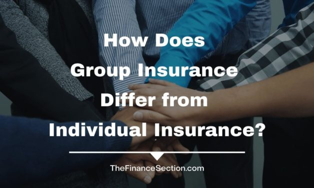How Does Group Insurance Differ from Individual Insurance?