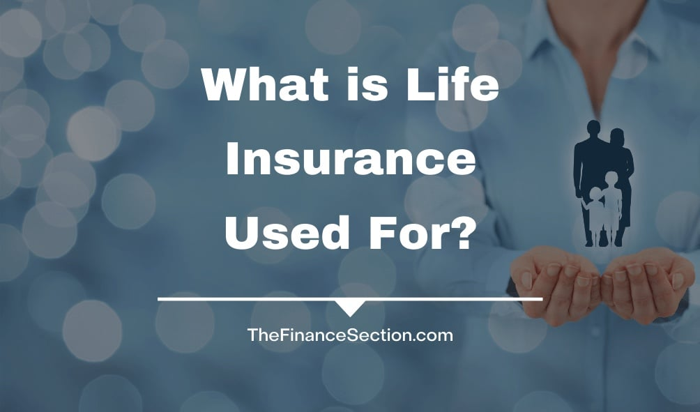 What Is Life Insurance Used For?